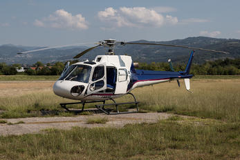 I-NWSB - Private Eurocopter AS350 Ecureuil / Squirrel