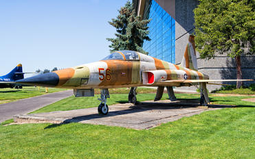 741556 - USA - Air Force Northrop F-5E Tiger II