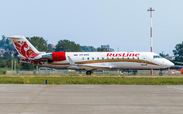 VQ-BND - Rusline Canadair CL-600 CRJ-100