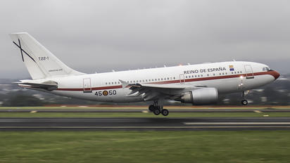 T.22-1 - Spain - Air Force Airbus A310