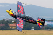 N806CR - Red Bull Corvus CA-41 Racer aircraft