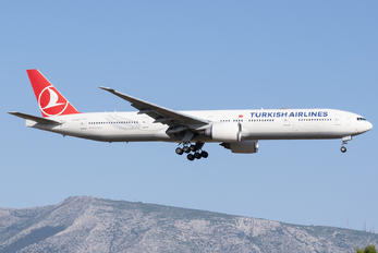 TC-JJP - Turkish Airlines Boeing 777-300ER