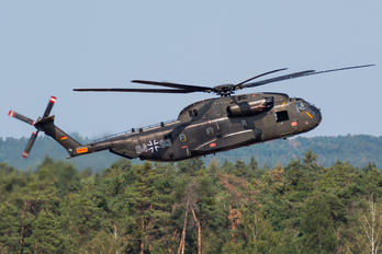 84+65 - Germany - Army Sikorsky CH-53G Sea Stallion