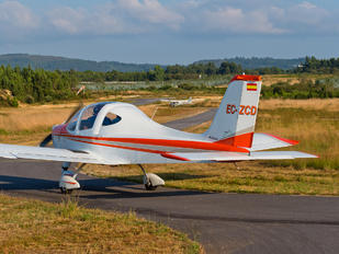 EC-ZCD - Private Tecnam P96 Golf
