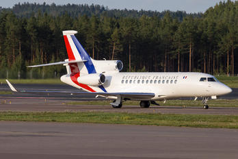 F-RAFB - France - Air Force Dassault Falcon 7X