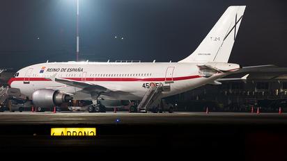 T.22-1 - Spain - Air Force Airbus A310