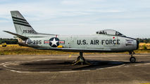 FU-385 - USA - Air Force North American F-86E Sabre aircraft