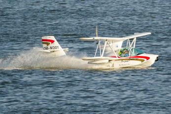 OM-M301 - Private EDRA Aeronautica Super Petrel LS