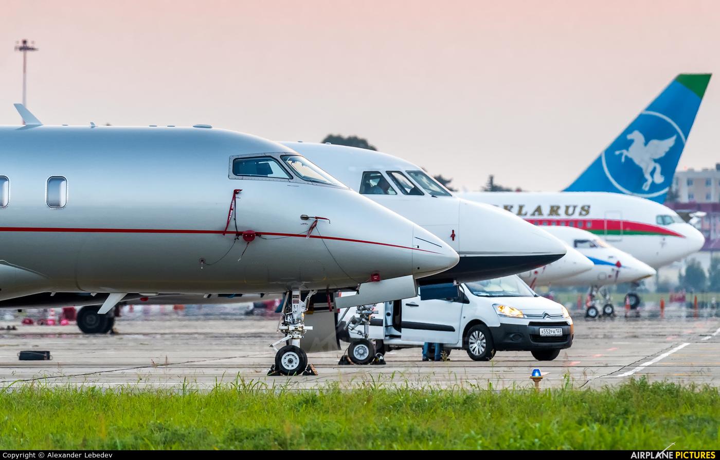 Vistajet 9H-VCB aircraft at Sochi Intl