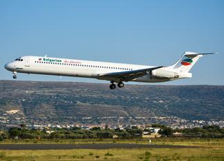 LZ-LDJ - Bulgarian Air Charter McDonnell Douglas MD-82