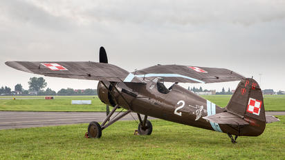 8.63 - Museum of Polish Aviation PZL P-11c