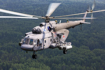 22 RED - Russia - Navy Mil Mi-8MT