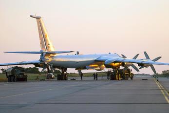 56 - Russia - Navy Tupolev Tu-142MK