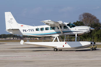 PK-TVX - Travira air Cessna 208B Grand Caravan