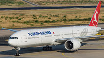 TC-LJE - Turkish Airlines Boeing 777-31H(ER) aircraft