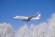 B-5696 - Air China Boeing 737-800 aircraft