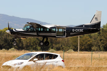 G-CKSE - Private Cessna 208B Grand Caravan