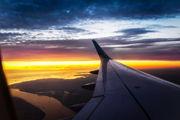 D-AEWO - Eurowings Airbus A320 aircraft