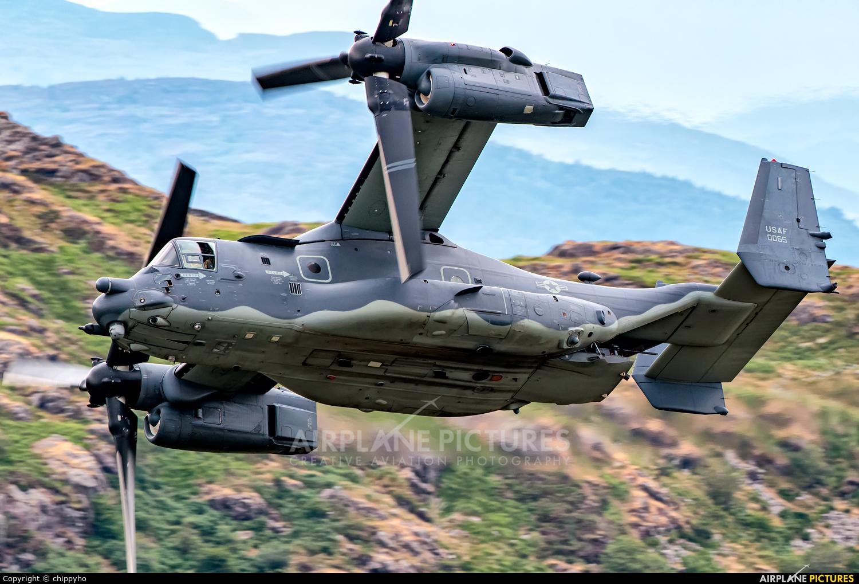 USA - Air Force 12-0065 aircraft at Cad West/LFA 7