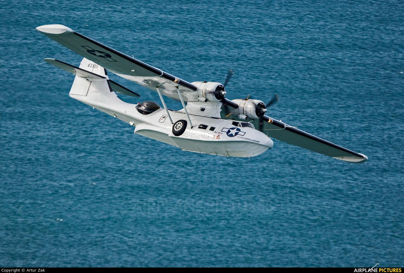 Catalina Aircraft G-PBYA aircraft at Bray - Off Airport