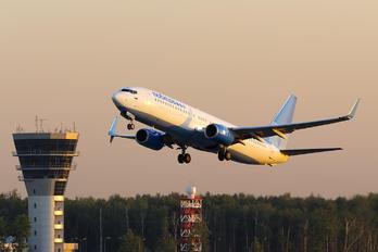 VP-BPS - Pobeda Boeing 737-800