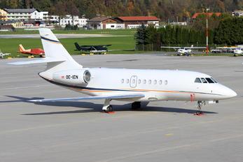 OE-IEN - Global Jet Austria Dassault Falcon 2000 DX, EX
