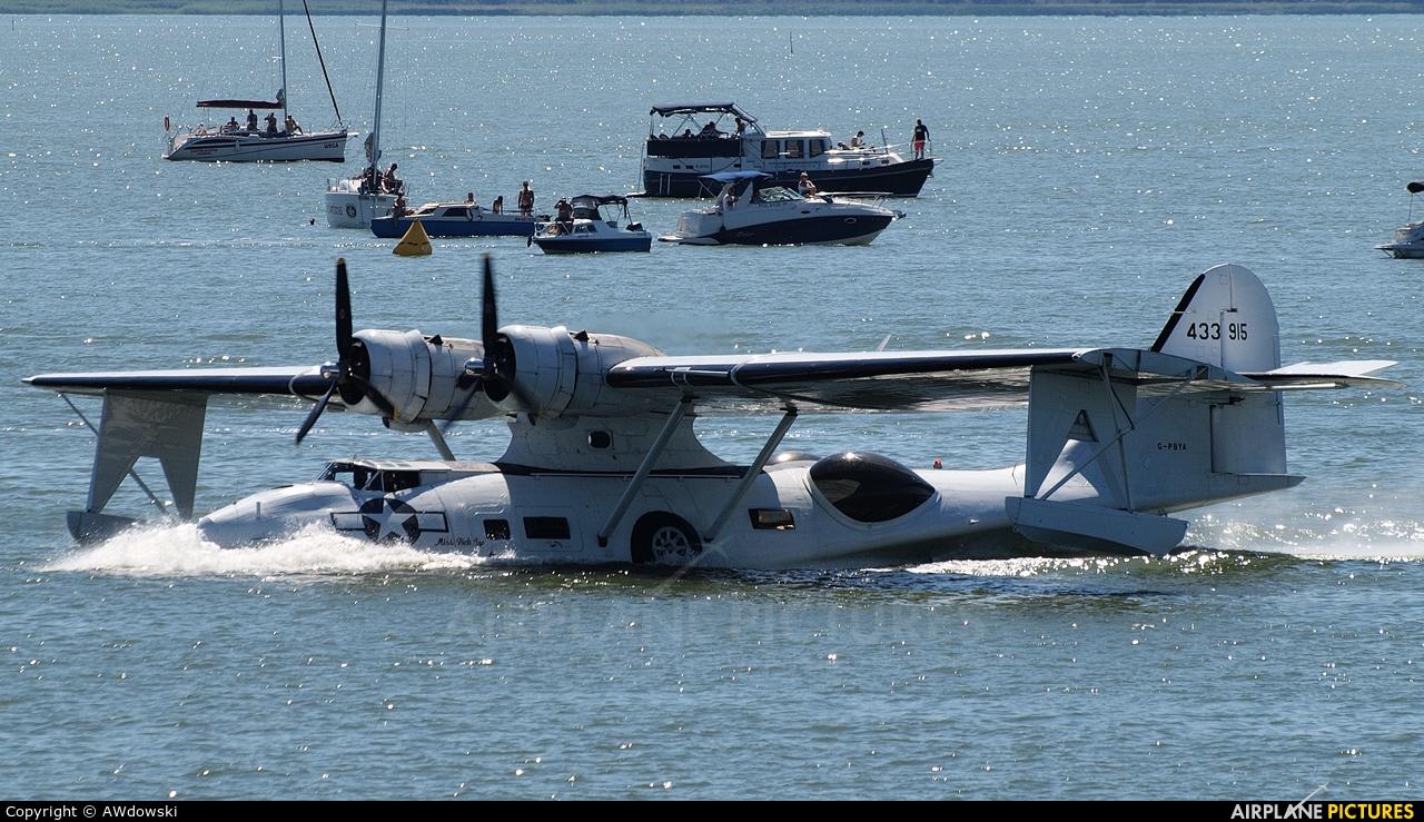 Catalina Aircraft G-PBYA aircraft at Off Airport - Poland