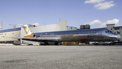 N16545 - Orange Air McDonnell Douglas MD-82