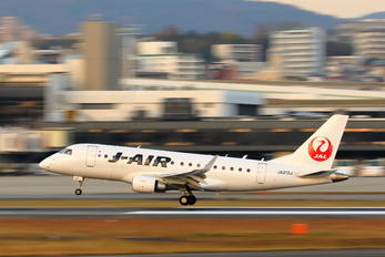 JA213J - J-Air Embraer ERJ-170 (170-100)