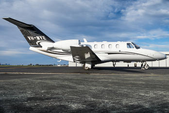 VH-MYE - Private Cessna 525 CitationJet M2