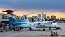LX-LQJ               - Luxair de Havilland Canada DHC-8-402Q Dash 8 aircraft