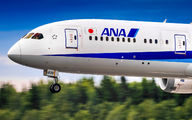 JA836A - ANA - All Nippon Airways Boeing 787-9 Dreamliner aircraft