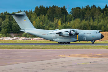 54+18 - Germany - Air Force Airbus A400M