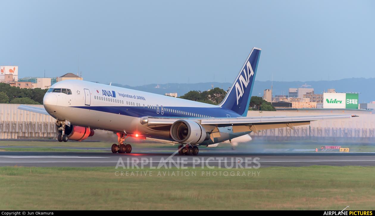 ANA - All Nippon Airways JA8569 aircraft at Osaka - Itami Intl
