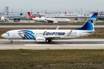 SU-GEM - Egyptair Boeing 737-800