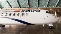 Iran Air took delivery of new ATR 72 title=