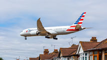 N801AC - American Airlines Boeing 787-8 Dreamliner aircraft