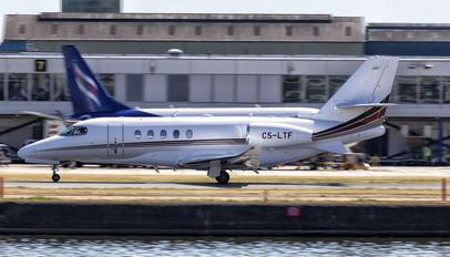 CS-LTF - NetJets Europe (Portugal) Cessna 680A Latitude