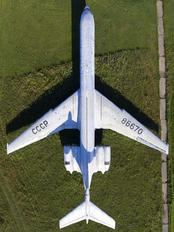 CCCP-86670 - Aeroflot Ilyushin Il-62 (all models)