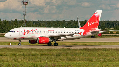 VP-BDZ - Vim Airlines Airbus A319