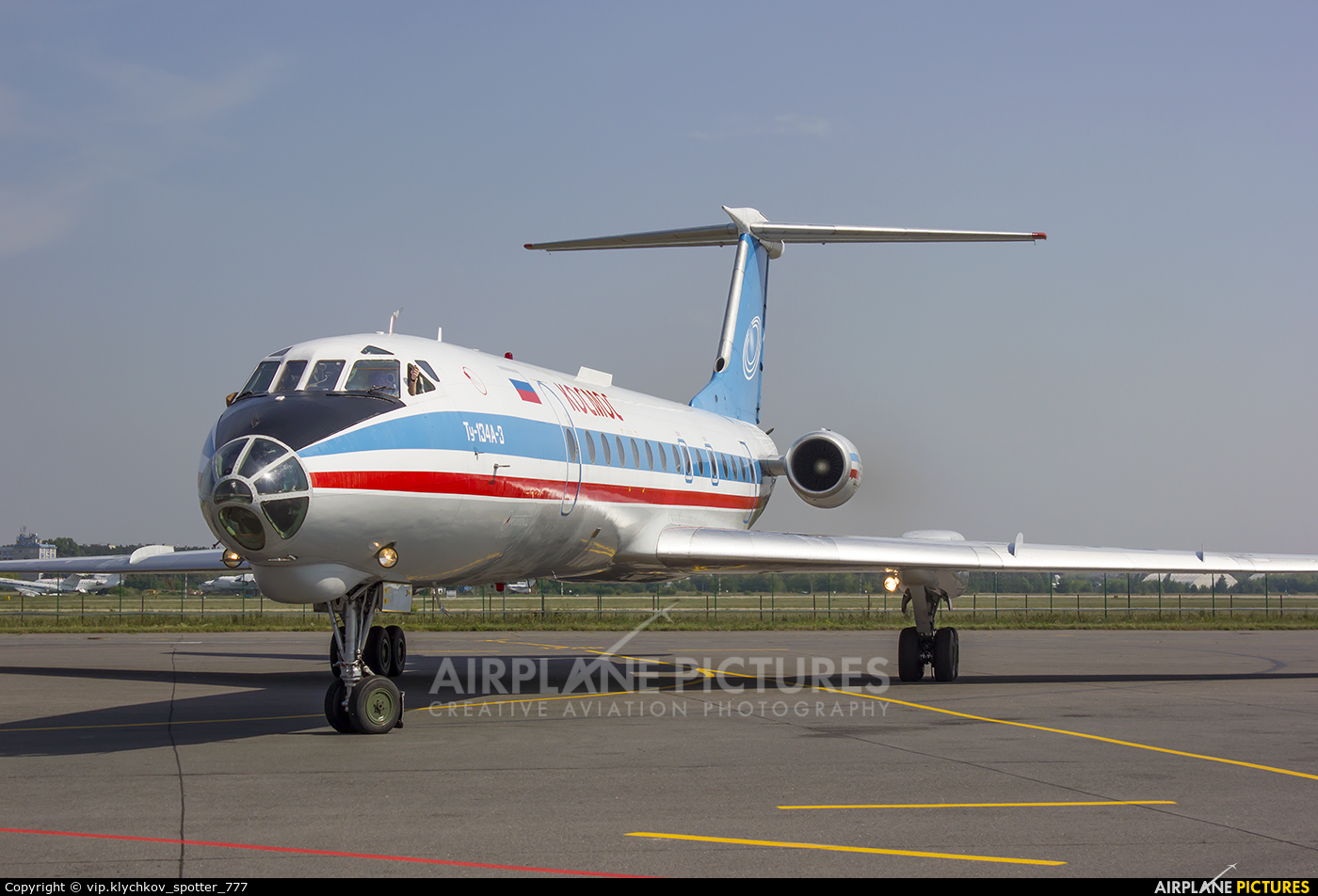 Kosmos Airlines RA-65726 aircraft at Ramenskoye - Zhukovsky