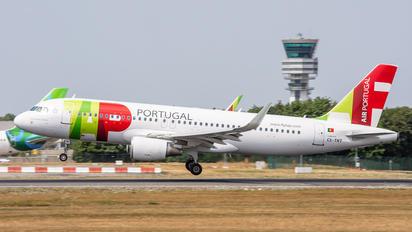 CS-TNT - TAP Portugal Airbus A320