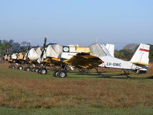 LV-GWC - Plan Nacional del Manejo del Fuego PZL M-18B Dromader