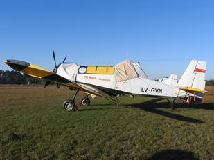 LV-GVN - Plan Nacional del Manejo del Fuego PZL M-18B Dromader