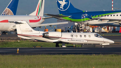 N389AW - Private Bombardier Learjet 35