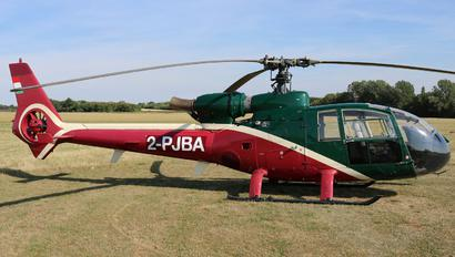 2-PJBA - Private Aerospatiale SA-341 / 342 Gazelle (all models)