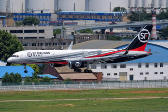 B-1257 - SF Airlines Boeing 757-200F