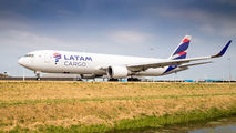 N536LA - LATAM Cargo Boeing 767-300F aircraft