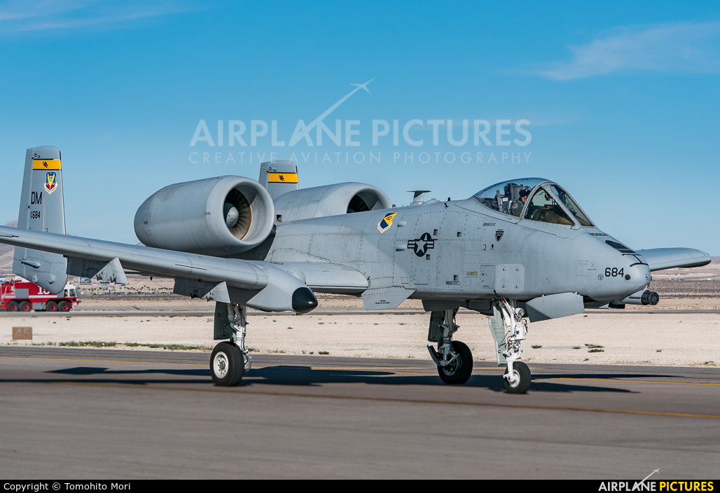 USA - Air Force 78-0684 aircraft at Miramar MCAS / Mitscher Field