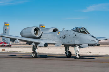 78-0684 - USA - Air Force Fairchild A-10 Thunderbolt II (all models)
